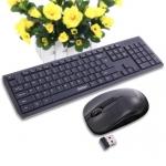Chuột + bàn phím không dây Glatten KM-186